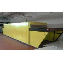 Automatic Gas Curing Machine