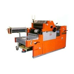 Sheet Fed Flexo Printing Machine