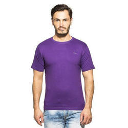 Mens Half Sleeve V Neck T Shirt