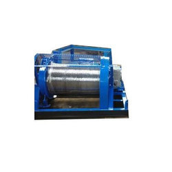 Lifting Winch Machine