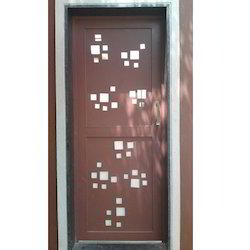 Wood Safety Door