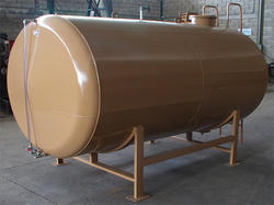 MS Chemical Tank