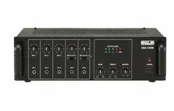 SSA-100M PA Mixer Amplifiers