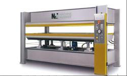 Automatic Plywood Hot Press 120 Tons