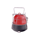 Colored Steel Tiffin