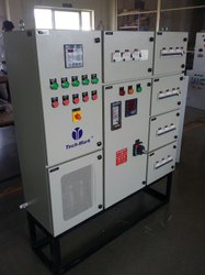 Param Electric Instrumentation And Automation Control Panel, IP 42