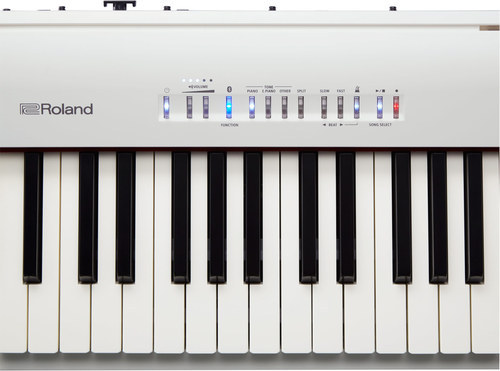 Fp-30 Digital Piano White - View Specifications & Details of
