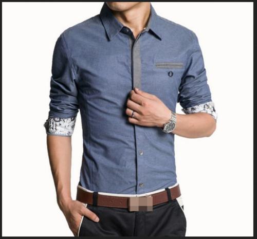 Mens Shirt - Plain Men Shirts Wholesaler from Hyderabad