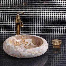 Capstona Marble Wash Basin