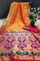 Paithani Silk Designs Saree