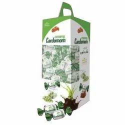 Cardamom Toffee