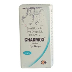 5ml Chakmox Eye Drop, Packaging Type: Box