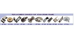 Textile spinning Spares for Vouk Draw Frame