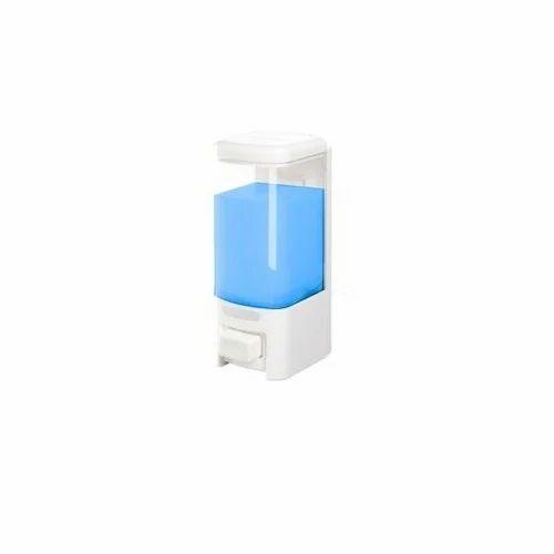 b7c6c7841045 White 600 Ml Soap Dispenser Cream, Delta Solutions | ID: 12736062191