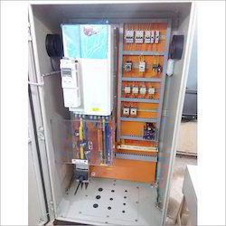 Fully Automatic Ms/ Ss VFD Drive Panel, Ip Rating: 55