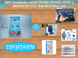 Best Dhamaka Offer Physio Studio With 5 Products Free Multiple Use