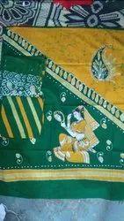 Ladies Cotton Printed Suit Material