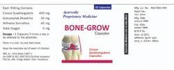 Ayurvedic Bone Tissue Growth Capsule