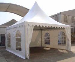 Pagoda Tents With Walls