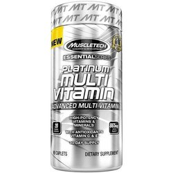Muscletech Platinum Multivitamin Dietary Supplement, Packaging Type: Can