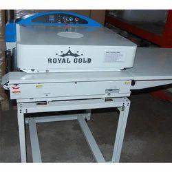 Royal Gold Garment Fusing Machine