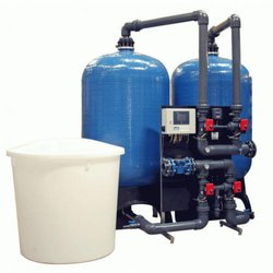 Hard Water Softener for Hotels