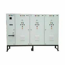 Hot Air Boiler Control Panel