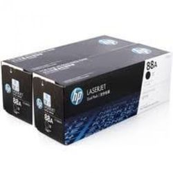 HP 88A Combo 2 Pak Original Toner Cartridge