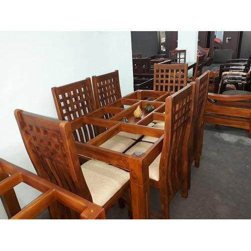 Teak Wood Dining Table Set Dining Table Set Sams Furniture
