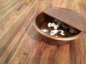Foot Soak Hammered Copper Pedicure Bowl NJO-7516