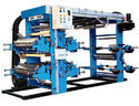 4 Colour Flexographic Printing Machine