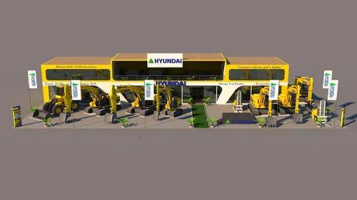 Exhibition Stall Fabricators In Kolkata : Exhibition stall fabrication in bijoygarh kolkata xcellence id