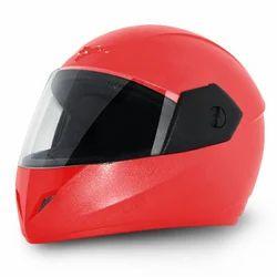 vasir Global Red Safety Helmet, Size: Standard