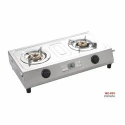 MC-203 Two Burner Stove