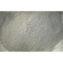 White, Light Grey Fire Clay Powder