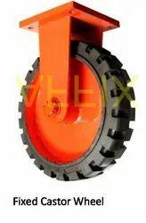 Fixed Caster Wheel