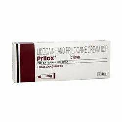 Lidocaine and Prilocaine Cream USP
