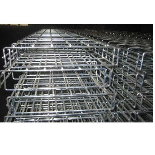 SS Wire Mesh Cable Tray