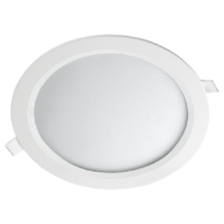 Wipro 10 W Panel Light, Shape: Round