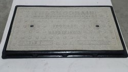 Thermodrain Frp Manhole Cover With Frame 900mm x 450mm