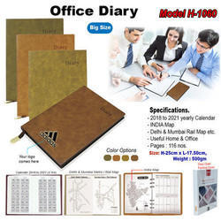 Office Diary H-1060 Big Size