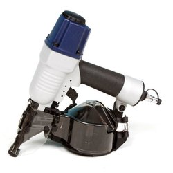 Pneumatic Coil Nailer, Air Pressure: 80 - 120 psi