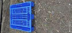 Nilkamal plastic pallet, Dynamic Unified Load: 1500kg