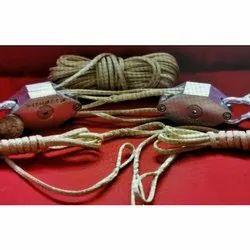 Manual Operated Rope Lifting Tackle, Capacity: 1 Ton To 15 Ton