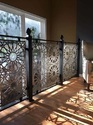 Balustrade Laser Cut Screens and Panels