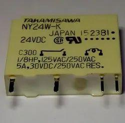 NY24W-K 24VDC Power Relays