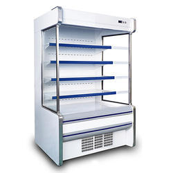 Open Display Refrigerator