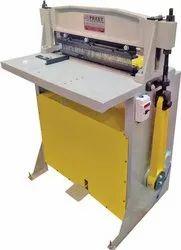 Preet Semi-automatic File Making Machine, Production Capacity: 5000 Files Per Day