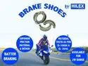 Hilex Activa/ Dio/ Eterno Brake Shoes