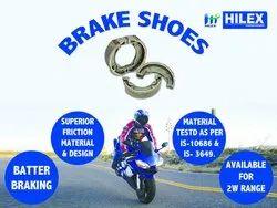 Hilex Activa/ Dio/ Eterno Brake Shoes
